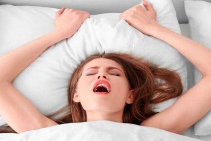 Un buen orgasmo femenino es cuestión de centímetros... y no precisamente de pene