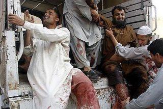 """Los talibanes perpetran un atentado con 80 muertos en Pakistán para """"vengar a Bin Laden"""""""