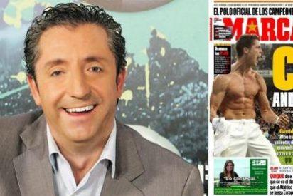 """Josep Pedrerol: """"Marca que le dé el Pichichi a quien le dé la gana, como si se lo inventa"""""""