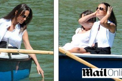 Pippa Middleton en Madrid: 'botellón, discoteca y barca en el estanque del Retiro