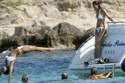 Agria polémica en los periódicos británicos tras la publicación de fotos antiguas de Kate Middleton en bikini y de Pippa en top-less