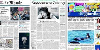 Unanimidad en la prensa internacional: Zapatero y el PSOE, 'sentenciados'