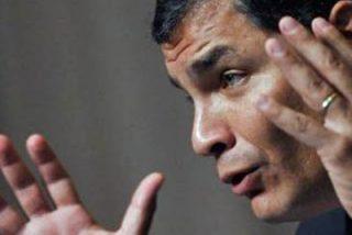 """""""La consulta popular en Ecuador es un 'golpe' a la democracia"""""""