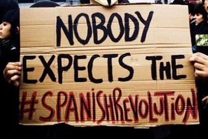A todo esto, ¿no había una revolución española en marcha? ¿Qué se hizo de la 'spanish revolution'?