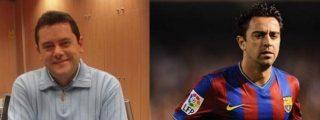 """Roncero: """"Xavi es un cobarde por criticar a la prensa de Madrid"""""""