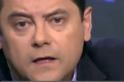 """Roncero a D'Alessandro: """"Tú te estás burlando de los madridistas"""""""