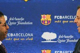 """""""Qatar Foundation es un logo surgido de una dictadura que no reconoce los derechos de las mujeres ni de los homosexuales"""""""