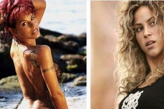 Shakira, pillada en la escuela de 'striptease' de Chiqui Martín