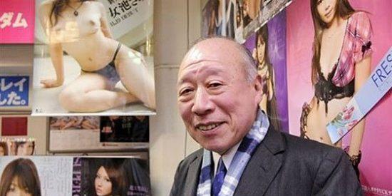 Shigeo Tokuda: La estrella del porno japones es un veterano de 84 años