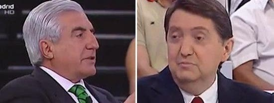 """Losantos a Miralles: """"Nunca quise ir a La Noria, ¿tú no serás el sustituto de Jordi González?"""""""