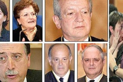 """Cinco asociaciones se querellan por prevaricación contra los 6 jueces """"pro Bildu"""" del Tribunal Constitucional"""