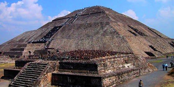 Descubren 'tesoro' en Teotihuacán
