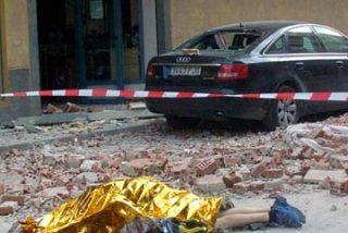 Lorca evalúa los daños en infraestructuras tras el terremoto