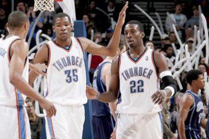 Los Thunders igualan la eliminatoria