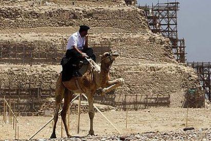 Los satélites hallan 17 nuevas pirámides y miles de tumbas enterradas