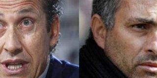 Guerra abierta entre Mourinho y Valdano