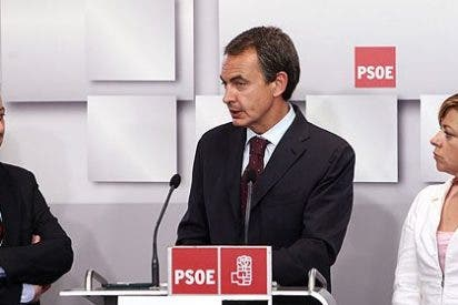 Y Zapatero se la pegó