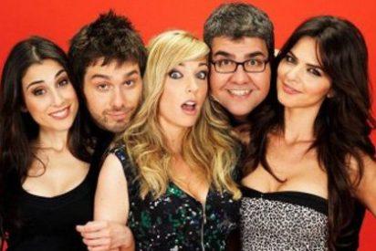Antena 3 ficha para Neox al equipo de 'Tonterías las justas'