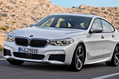 BMW Serie 6 GT: máximo nivel en cada detalle