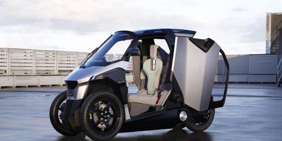 Peugeot Scooters se une al proyecto europeo EU-Live