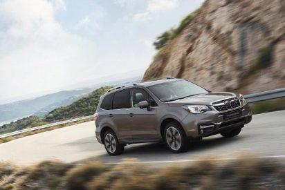 Subaru Forester 2018, seguridad ante todo