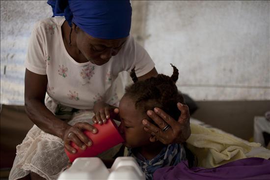 El cólera resurge en Haití, advierte Médicos Sin Fronteras
