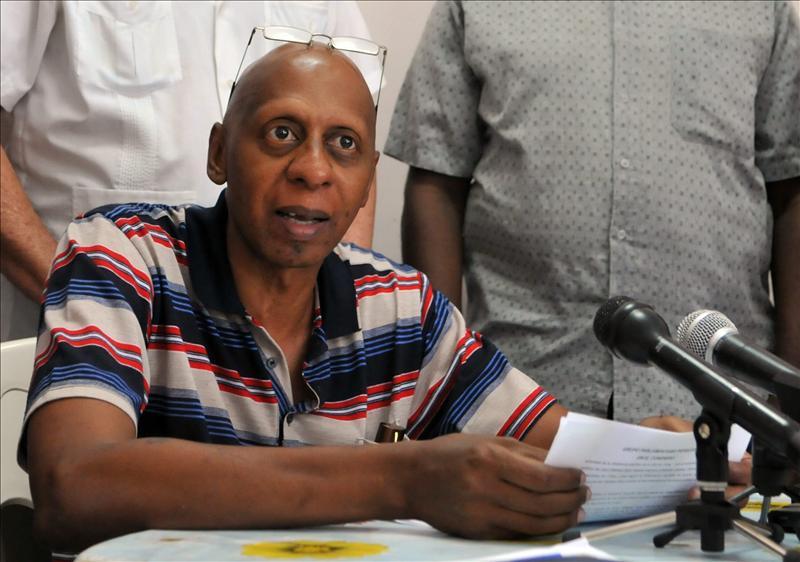 La dictadura cubana libera al disidente Guillermo Fariñas