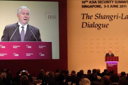 """Gates subraya que EEUU mantendrá una presencia militar """"robusta"""" en Asia"""