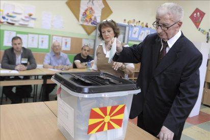 Los conservadores se perfilan como ganadores en las elecciones en Macedonia