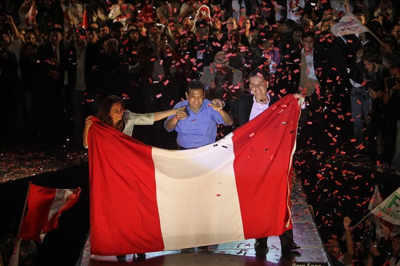 La elección de Ollanta Humala desploma el mercado bursátil