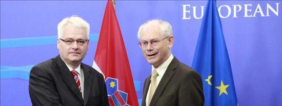 Bruselas propone la adhesión de Croacia a la UE en julio de 2013