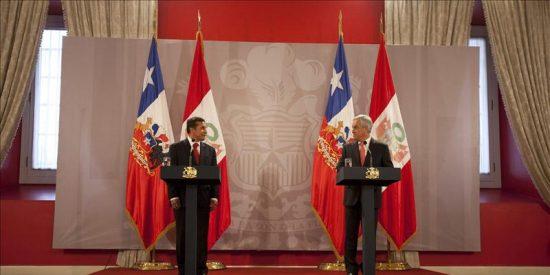 Piñera y Humala aislan el litigio en La Haya y acuerdan una comunicación directa