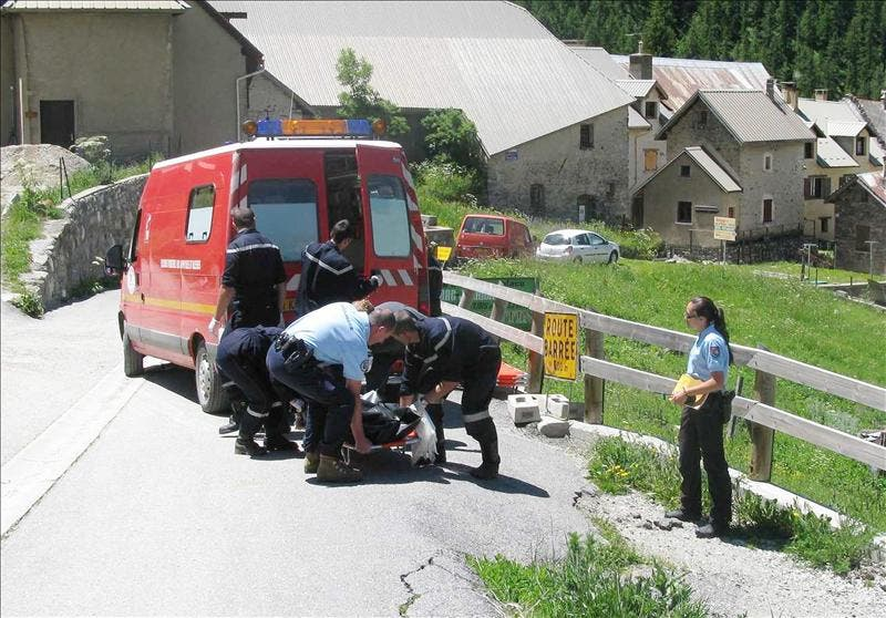 Hallados los cadáveres de seis montañeros en los Alpes franceses