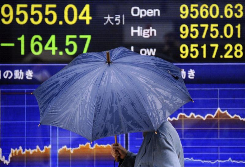 El índice Nikkei sube 94,73 puntos, el 0,99 por ciento, hasta 9.673,04 puntos