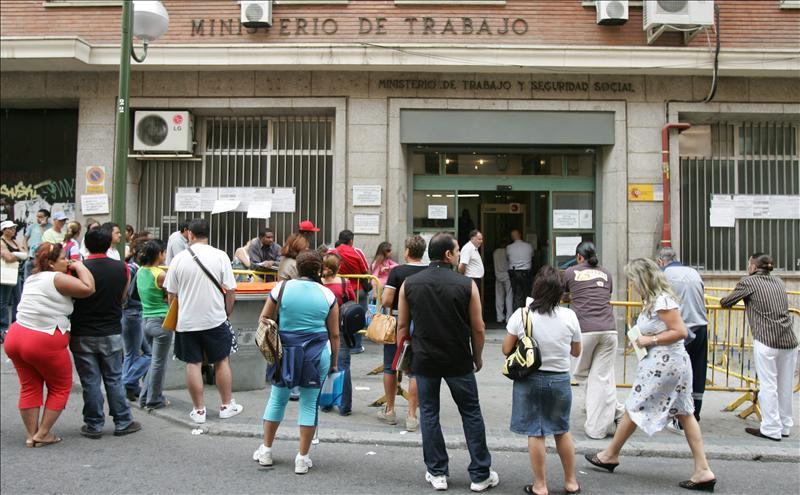 El gasto en pensiones contributivas fue de 7.081 millones euros, el 4,9 por ciento más