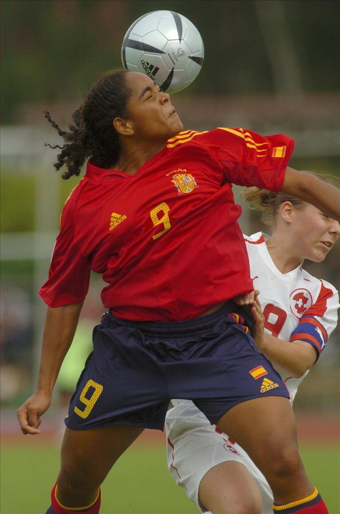 La FIFA suspende a la ecuatoguineana Jade Boho por jugar para España