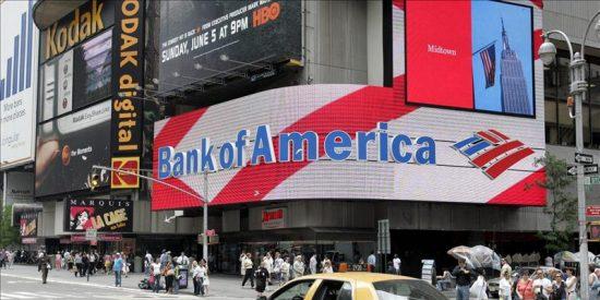 Bank of America ultima un pacto de 8.500 millones por una demanda ante bonos basura