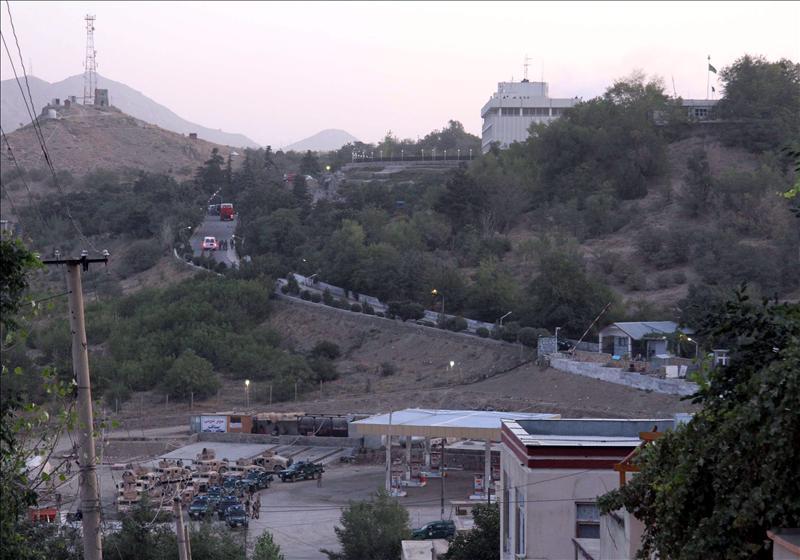 Un español, entre los muertos en el ataque al hotel Intercontinental de Kabul