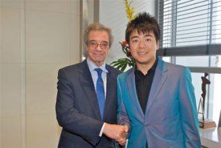 Lang Lang, mejor pianista del mundo, es el embajador internacional de Telefónica