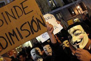 Los ciberactivistas de Anonymous tumban la página web de Movistar