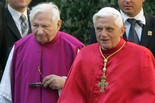 """Georg Ratzinger: """"Una bella fiesta y un día muy importante para nuestras vidas"""""""