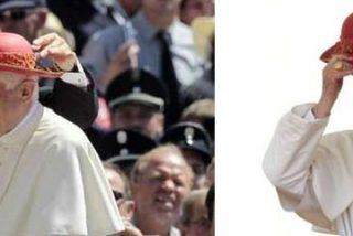 """Benedicto XVI: """"Donde Dios desaparece, el hombre cae en la esclavitud"""""""