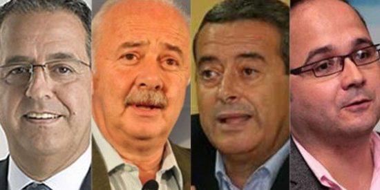Puñalada del PSOE al PP en Tenerife para encamarse con CC en el Cabildo