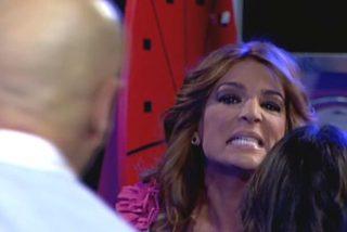 Raquel Bollo sufre un brutal ataque de nervios en directo por defender a Luis Rollán