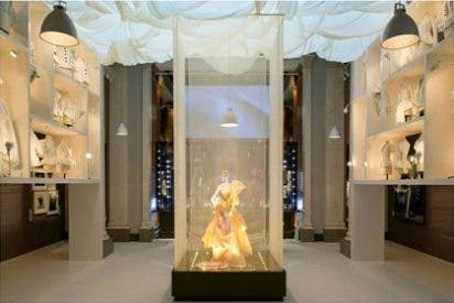 'Inspiración Dior' en el Museo Pushkin de Moscú