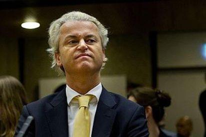 El ultraderechista Geert Wilders, absuelto de 'odio contra los musulmanes'