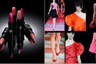 Este verano, Rouge d'Armani se viste de rosa