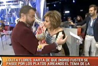 """Tras una 'megabronca', la Campos abandona 'Sálvame' para siempre: """"Este programa no me necesita, no es mi rollo"""""""