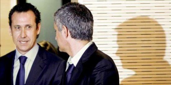 """Mourinho a Valdano: """"Tú y yo tenemos un problema"""""""