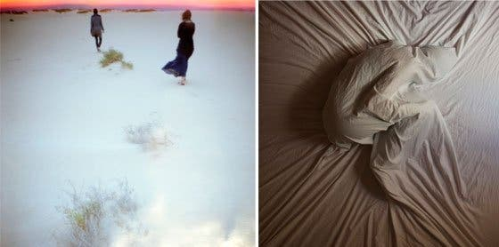 'Sobre mis pasos' y 'Mortgage' de Elisa González Miralles y Damián González